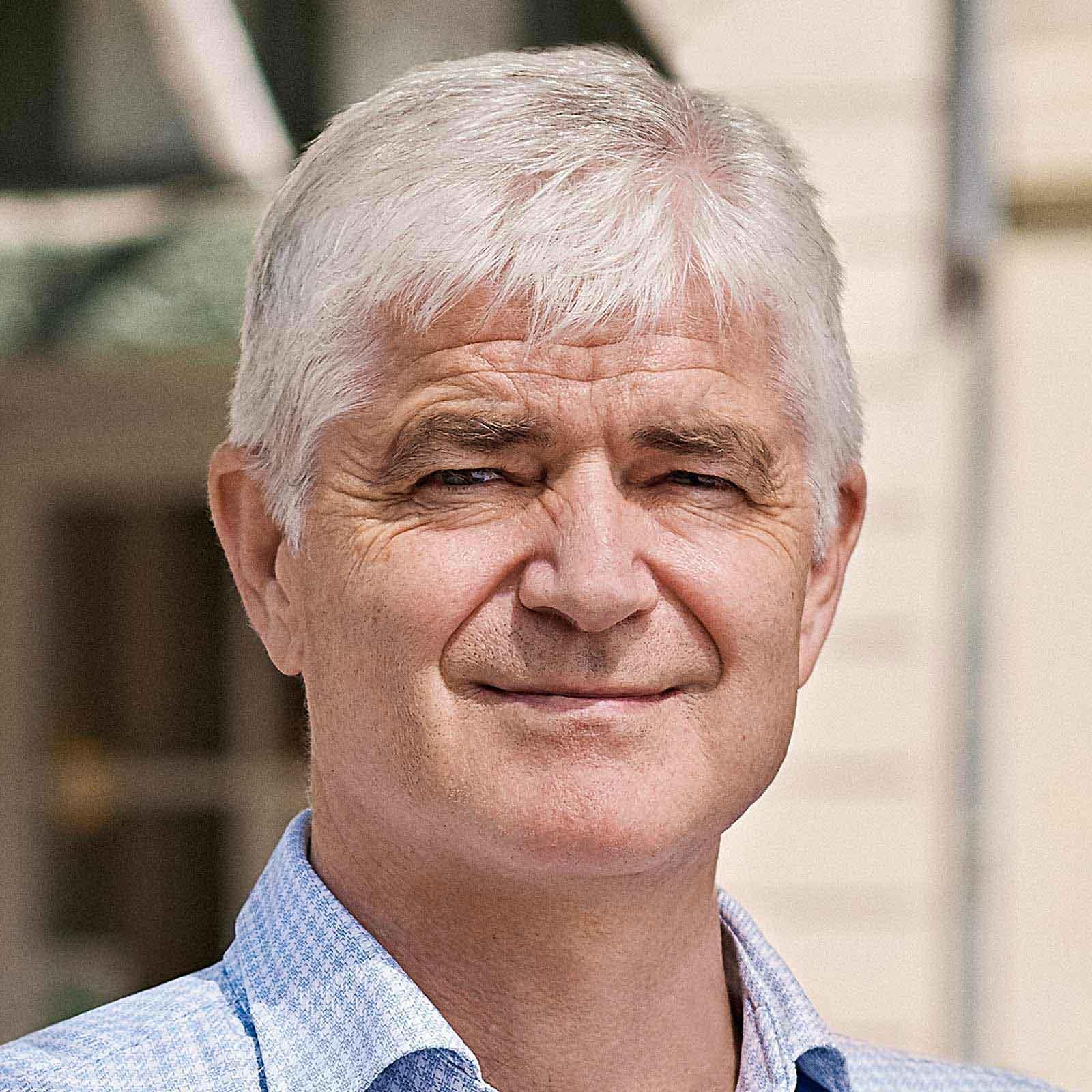 Adm. direktør John Christiansen